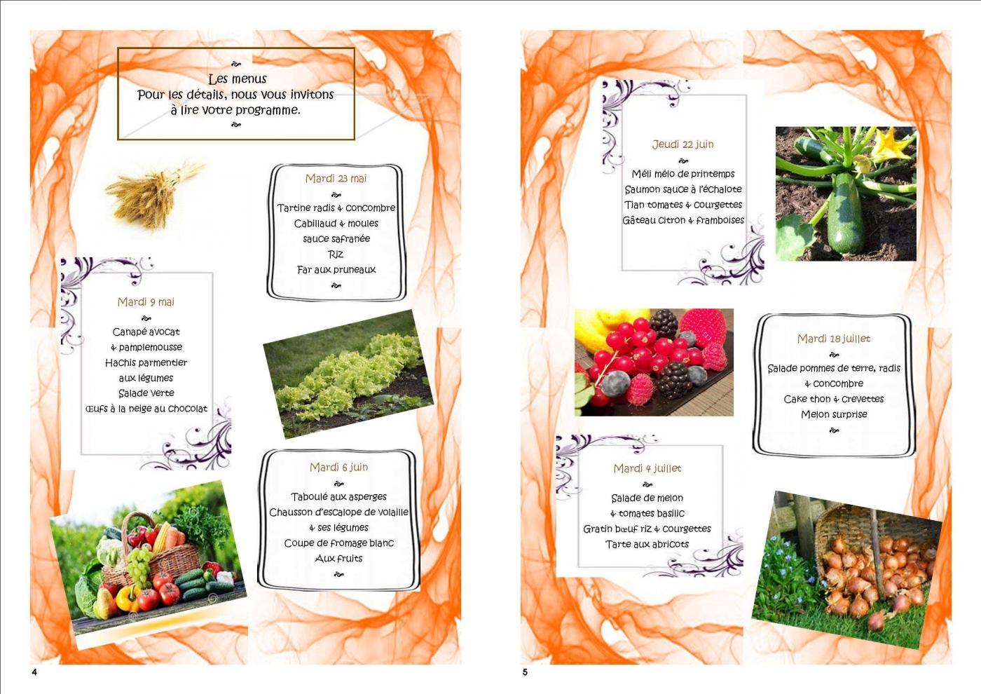 légumes juin juillet